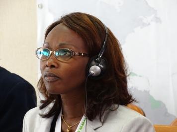 Coumbaly Diaw, coordinatrice sous-régionale de la FAO, Sénégal