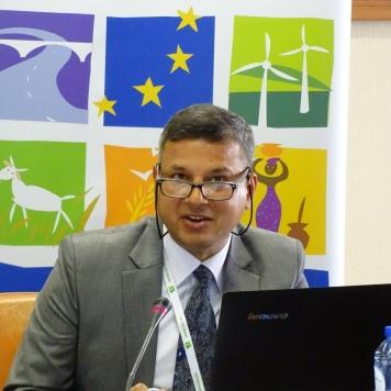Rajendra K. Aryal, Conseiller Principal, Programme de Renforcement de la Résilience, FAO