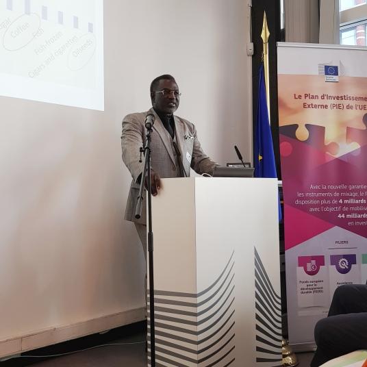 Dr. Ousmane Badiane, Directeur Afrique, IFPRI
